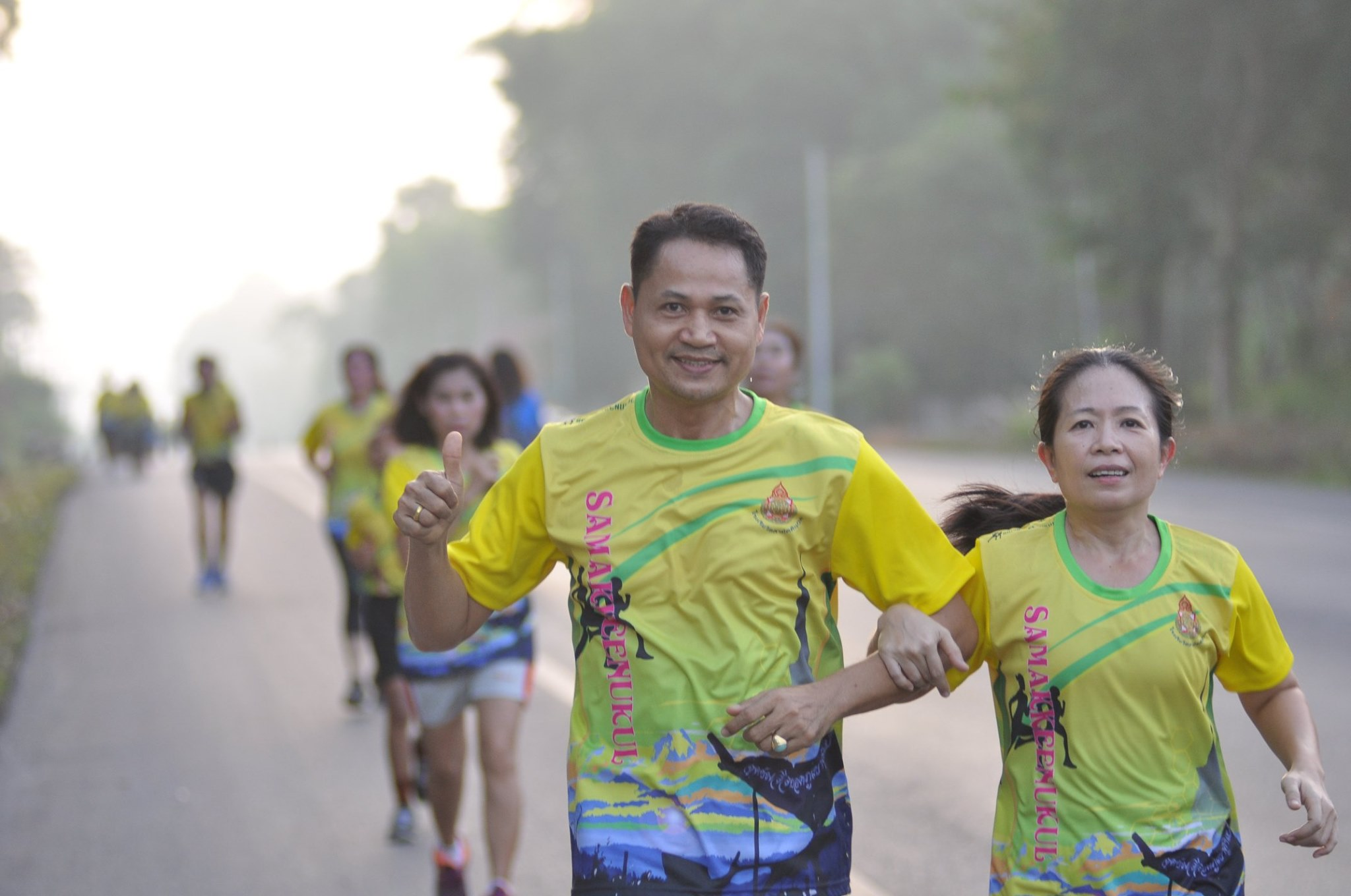 กิจกรรมวิ่งการกุศล
